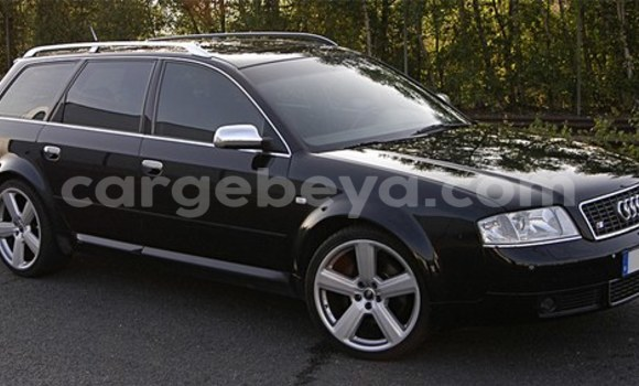 Buy Used Audi A3 Black Car in Addis Ababa in Ethiopia