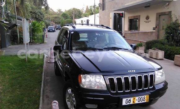 Buy Used Jeep Grand Cherokee Black Car in Addis–Ababa in Ethiopia