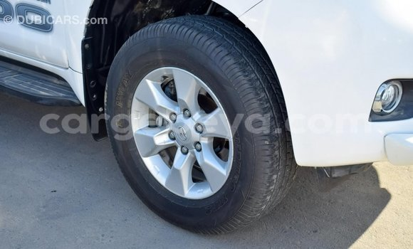 Buy Import Toyota Prado White Car in Import - Dubai in Ethiopia