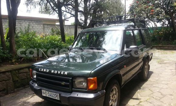 Buy Used Land Rover Discovery Black Car in Addis–Ababa in Ethiopia