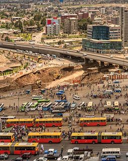 Thumb addisababa double decker bus mekina