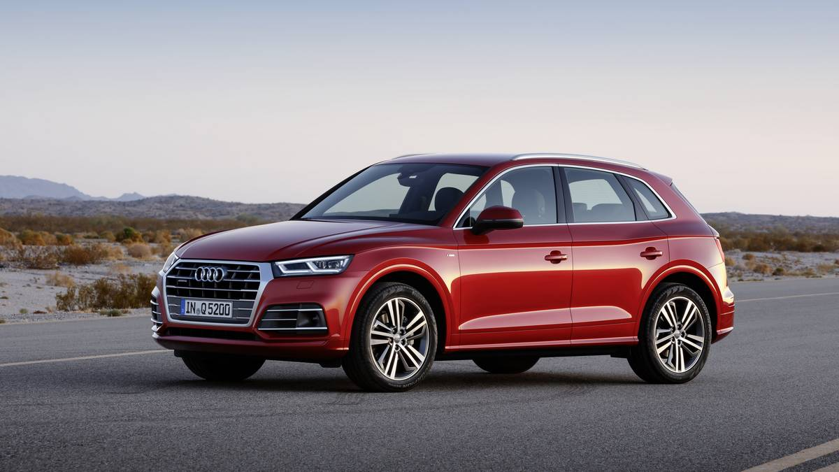 Audi q5 2018 buy new car ethiopia