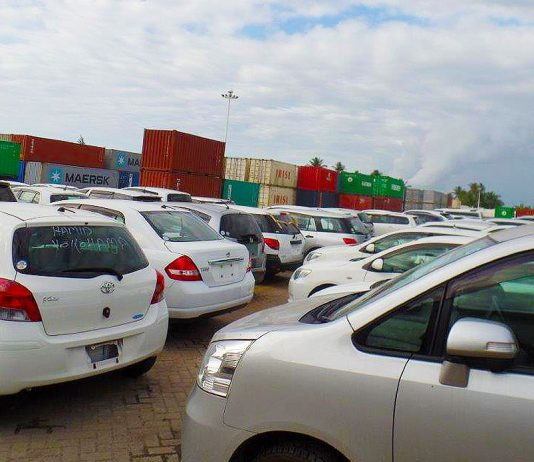 Car imports mombasa port 534x462