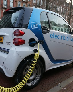 Thumb electric cars
