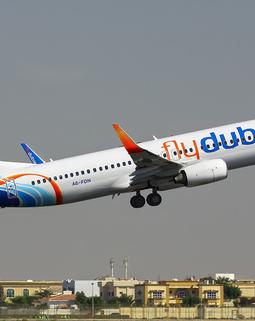 Thumb flydubai boeing 737 800 a6 fdn