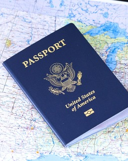 Thumb passport identification flag usa travel visa 2642170