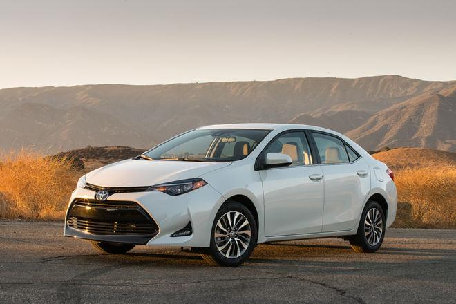 Toyota corolla mekina